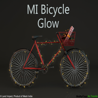MI Bicycle Glow