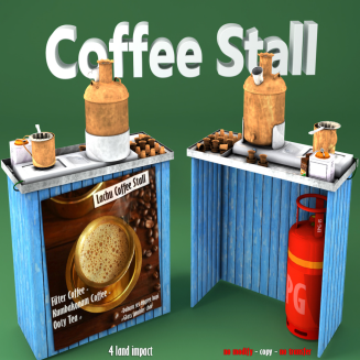 MI Lachu Coffee Stall RedTag